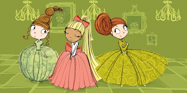Charlie Alder princesses unpublished